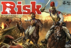 RISK -  BASE GAME (BILINGUAL)