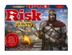 RISK -  EUROPE (ENGLISH)