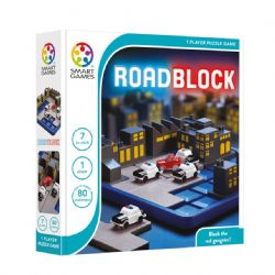 ROAD BLOCK (MULTILINGUAL)