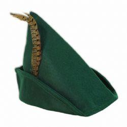 ROBIN HOOD -  ROBIN HOOD HAT - GREEN