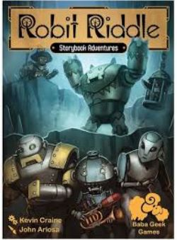 ROBIT RIDDLE (ENGLISH)