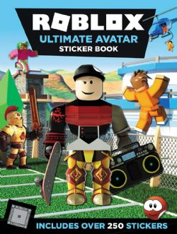ROBLOX -  ROBLOX ULTIMATE AVATAR STICKER BOOK