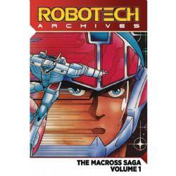 ROBOTECH -  ARCHIVE OMNIBUS VOL 01 TP 01