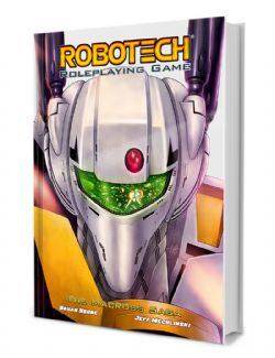 ROBOTECH: THE MACROSS SAGA (ENGLISH)