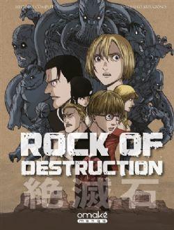 ROCK OF DESTRUCTION -  (FRENCH V.)