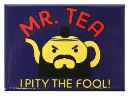 ROCKY -  MR. TEA
