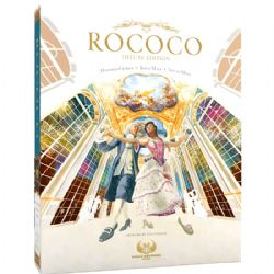 ROCOCO -  DELUXE EDITION WITH METAL COMPONENTS (FRENCH)