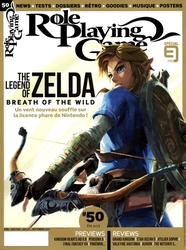 ROLE PLAYING GAME -  JUILLET - SEPTEMBRE 2016 -  ROLE PLAYING GAME REBORN 50