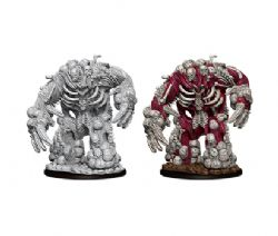 ROLEPLAYING MINIATURES -  BONE GOLEM -  PATHFINDER BATTLES DEEP CUTS