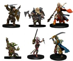 ROLEPLAYING MINIATURES -  ICONIC HEROES EVOLVED (6) -  PATHFINDER BATTLES