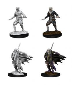 ROLEPLAYING MINIATURES -  MALE ELF ROGUE -  PATHFINDER BATTLES DEEP CUTS