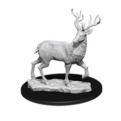 ROLEPLAYING MINIATURES -  STAG FIGURE -  NOLZUR'S MARVELOUS MINIATURES