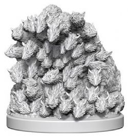 ROLEPLAYING MINIATURES -  SWARM OF RATS -  DEEP CUTS