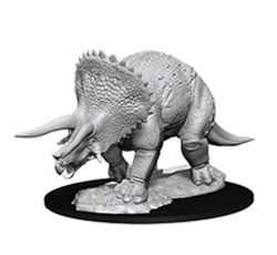 ROLEPLAYING MINIATURES -  TRICERATOPS -  NOLZUR'S MARVELOUS MINIATURES