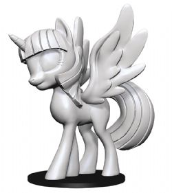 ROLEPLAYING MINIATURES -  TWILIGHT SPARKLE -  MY LITTLE PONY DEEP CUTS