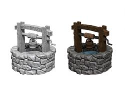 ROLEPLAYING MINIATURES -  WELL -  WIZKIDS DEEP CUTS