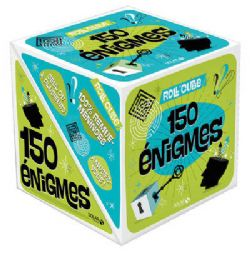 ROLL'CUBE -  150 ÉNIGMES