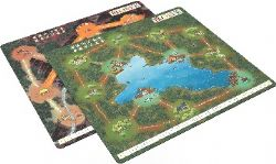 ROOT -  THE LAKE AND MOUNTAIN MAT