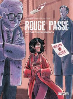 ROUGE PASSÉ - HISTOIRE D'UNE RÉDEMPTION