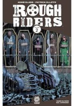 ROUGH RIDERS -  RIDERS ON THE STORM TP 02