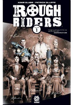 ROUGH RIDERS -  ROUGH RIDERS TP 01