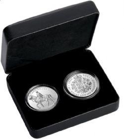ROYAL CELEBRATION 2-COIN SET -  2021 CANADIAN COINS