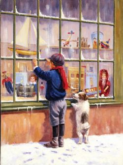 ROYAL & LANGNICKEL -  PAINT BY NUMBERS - CHRISTMAS WISH
