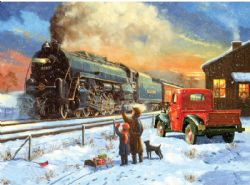 ROYAL & LANGNICKEL -  PAINT BY NUMBERS - HOME FOR CHRISTMAS