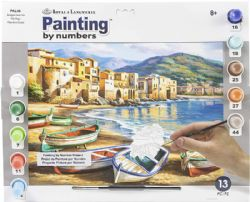 ROYAL & LANGNICKEL -  PAINT BY NUMBERS - SPIAGGIA DELLA CITTA