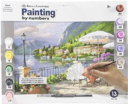ROYAL & LANGNICKEL -  PAINT BY NUMBERS - SUNDAY BRUNCH