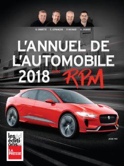 RPM -  L'ANNUEL DE L'AUTOMOBILE 2018