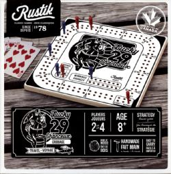 RUSTIK -  LUCKY 29
