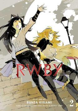 RWBY -  (ENGLISH V.) -  THE OFFICIAL MANGA 02