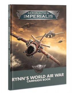 RYNN'S WORLD AIR WAR CAMPAIGN BOOK (ENGLISH) -  AERONAUTICA IMPERIALIS