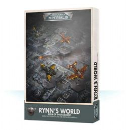 RYNN'S WORLD AREA OF ENGAGEMENT -  AERONAUTICA IMPERIALIS