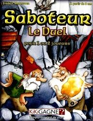 SABOTEUR -  LE DUEL (FRENCH)