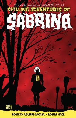 SABRINA CHILLING ADVENTURES -  SABRINA CHILLING ADVENTURES TP 01
