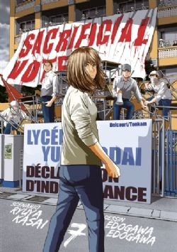 SACRIFICIAL VOTE -  (FRENCH V.) 07