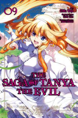SAGA OF TANYA THE EVIL, THE -  (ENGLISH V.) 09