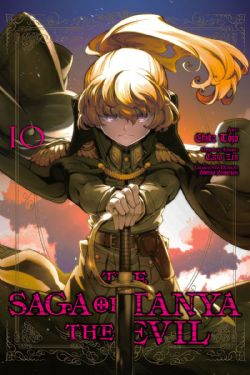 SAGA OF TANYA THE EVIL, THE -  (ENGLISH V.) 10