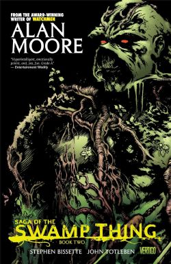 SAGA OF THE SWAMP THING TP - BOOK TWO 02