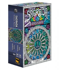 SAGRADA -  LES GRANDES FAÇADES - PASSION 