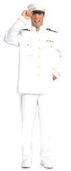 SAILOR -  CAPTAIN COSTUME (ADULT - STANDARD 40-42)