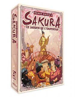 SAKURA -  BASE GAME (FRENCH)