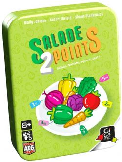 SALADE 2 POINTS (FRENCH)