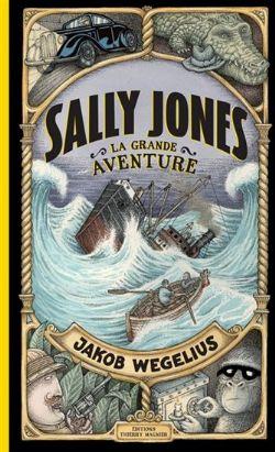 SALLY JONES -  LA GRANDE AVENTURE