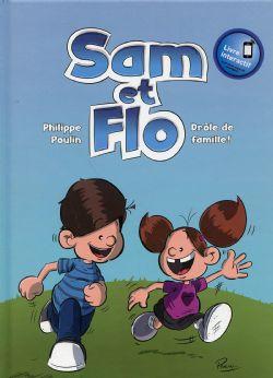 SAM ET FLO -  DRÔLE DE FAMILLE! 01