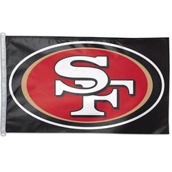SAN FRANCISCO 49ERS -  3' X 5' HORIZONTAL FLAG