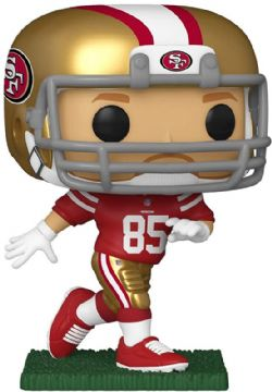 SAN FRANCISCO 49ERS -  POP! VINYL FIGURE OF GEORGE KITTLE (4 INCH) 144