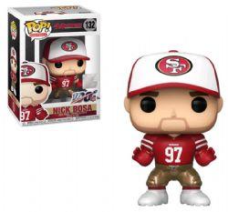 SAN FRANCISCO 49ERS -  POP! VINYL FIGURE OF NICK BOSA (4 INCH) 132